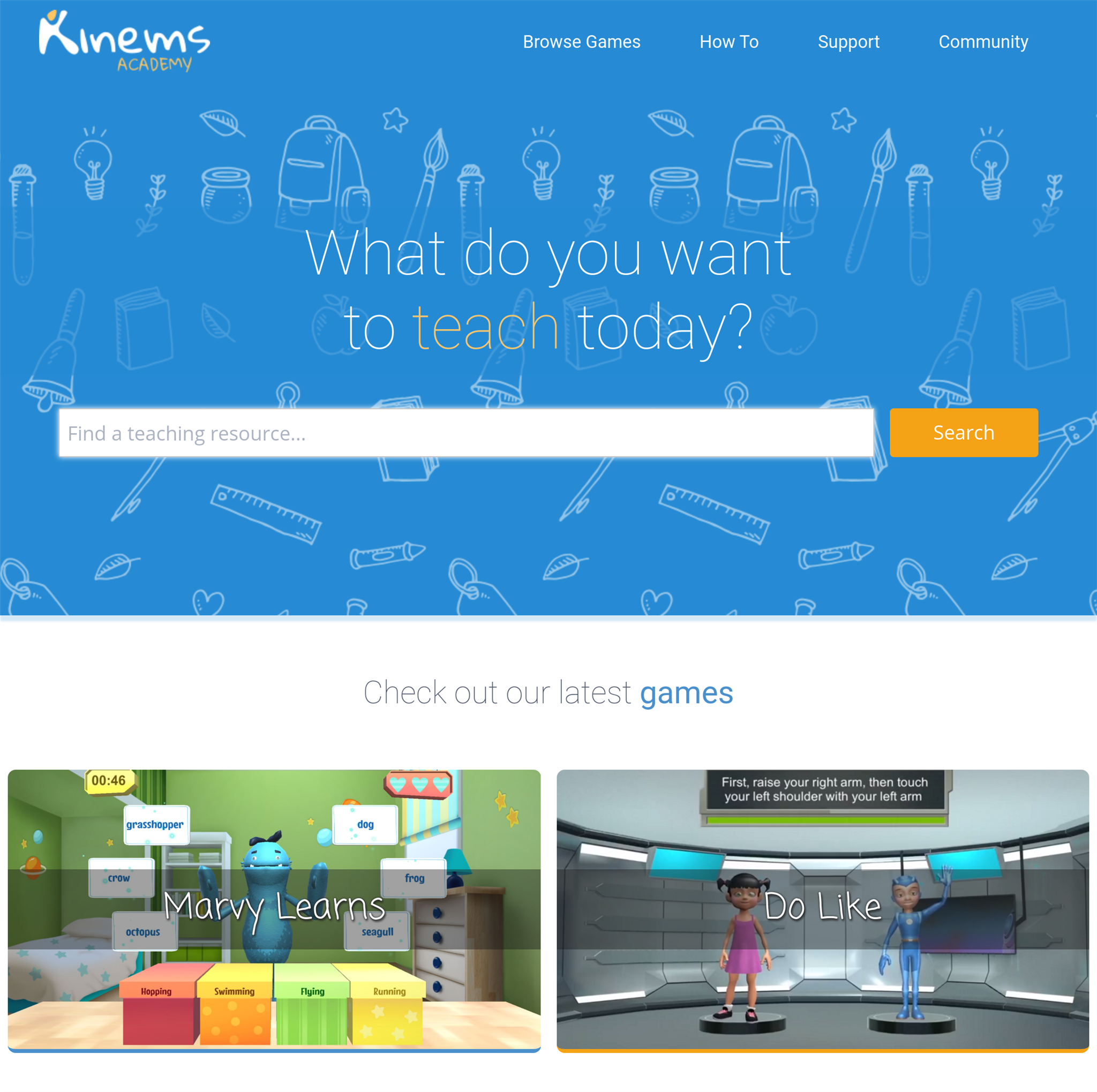 Welcome to Kinems Academy: A Go-To Teaching Resource and Learning ...